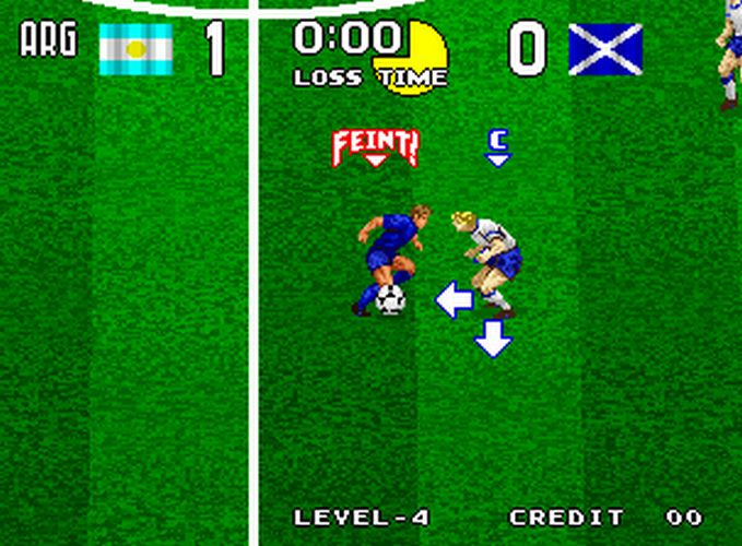 Tecmo Soccer