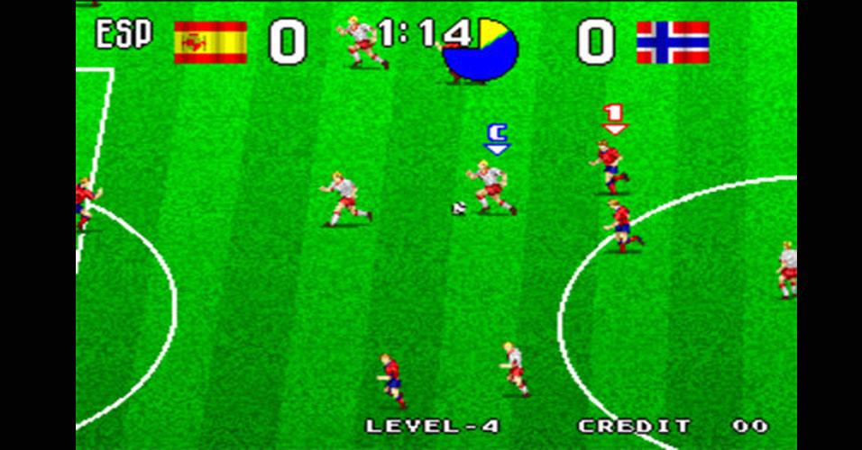 Tecmo World Soccer