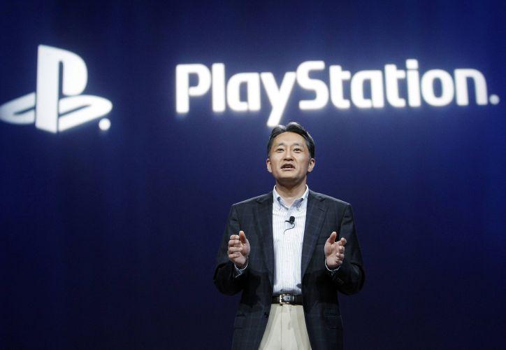 Kaz Hirai, presidente da Sony Computer Entertainment, marca presença em evento pré-E3 promovido pela Sony
