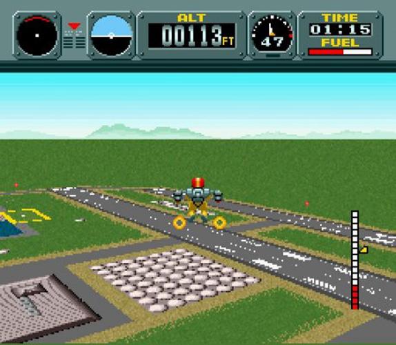 free pilotwings game