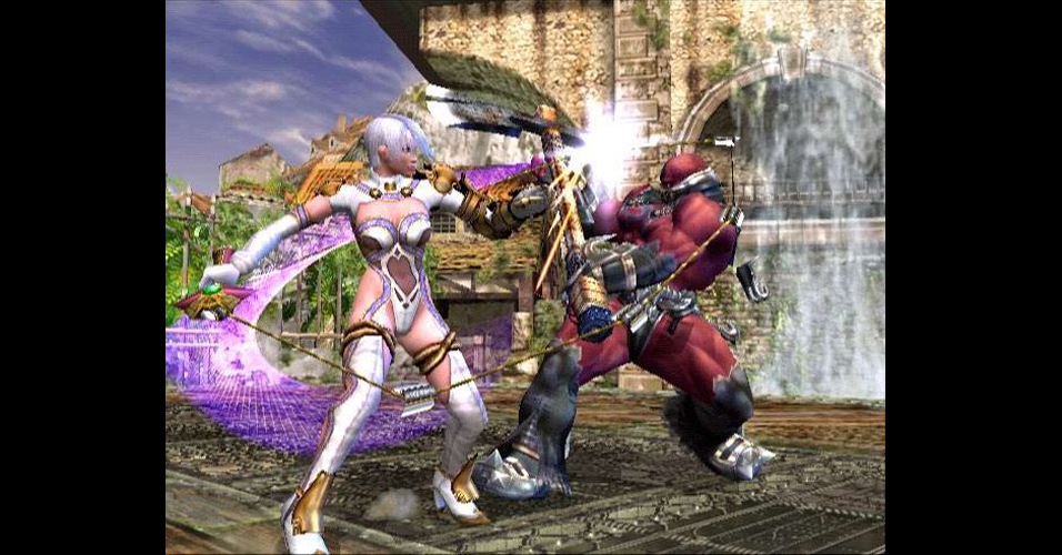 Soulcalibur III
