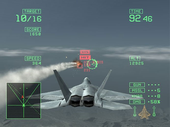 Ace Combat 5