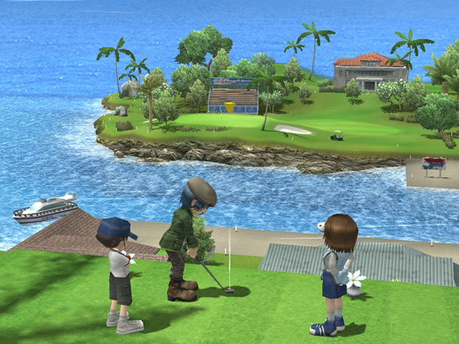 Hot Shots Golf 4