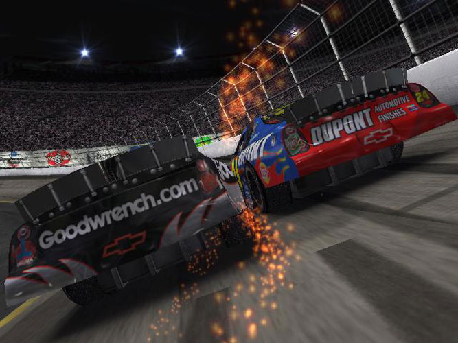 NASCAR 2005