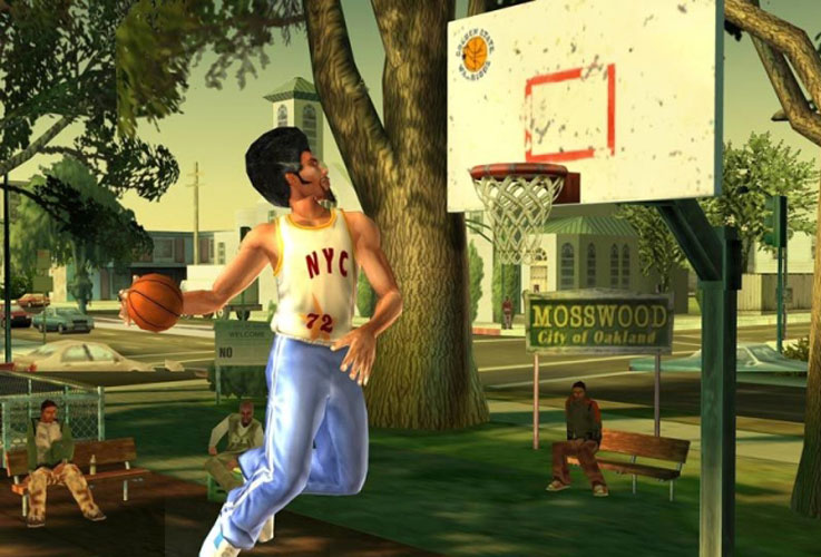 NBA Street V3