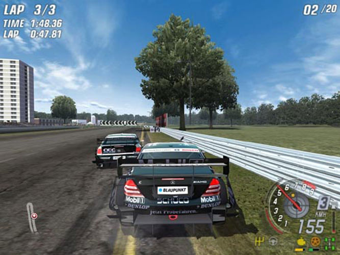 Race Driver 3