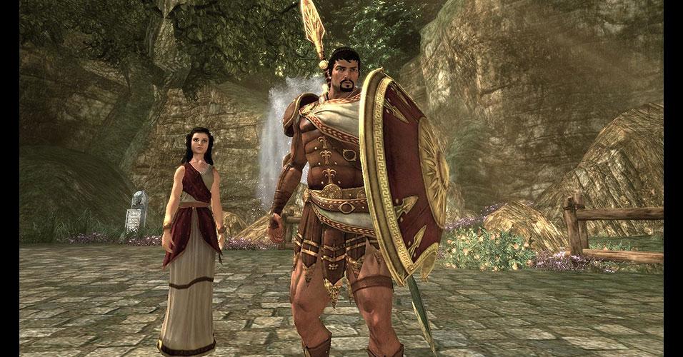 Zeus Master Of Olympus