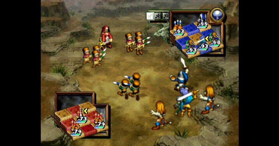 Ogre Battle 64