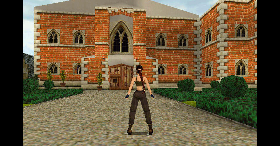 Tomb Raider II