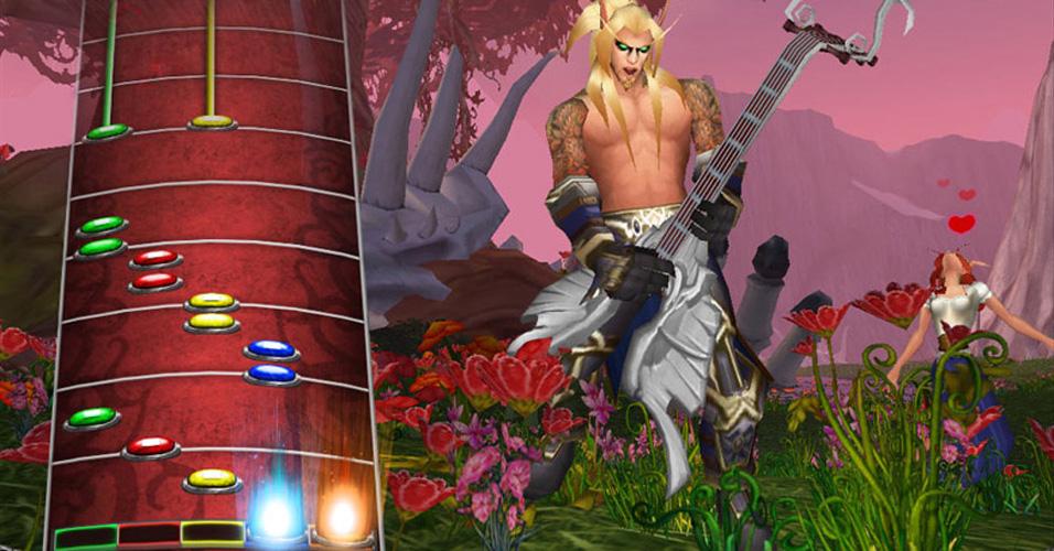 A Blizzard criou de mentira em 2008 um personagem para