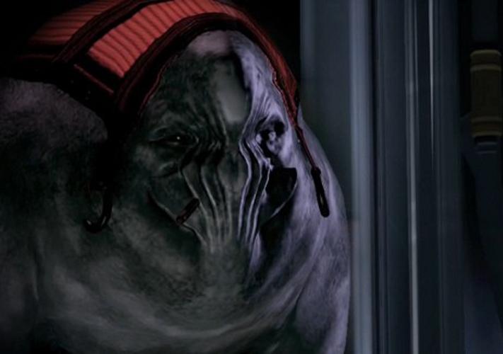 Em 2010, a BioWare espalhou rumores sobre uma cena de sexo secreta no RPG espacial