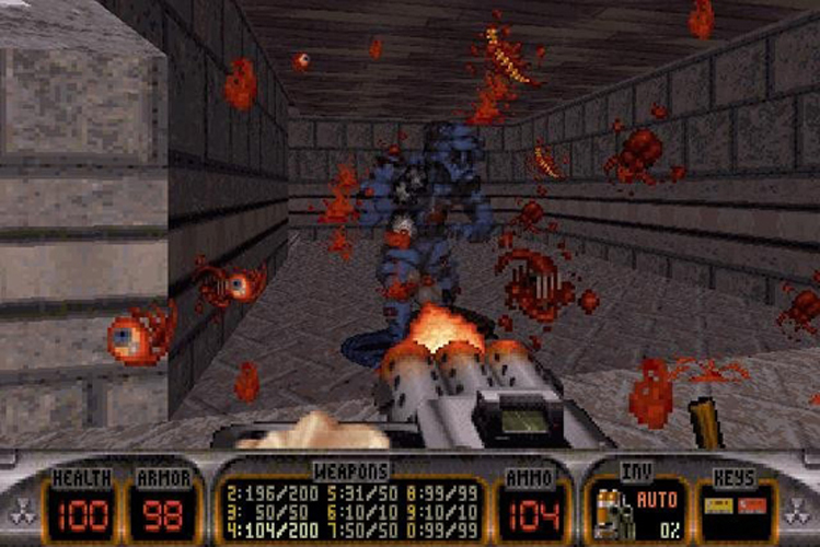 Duke Nukem 3D (PC) 1996