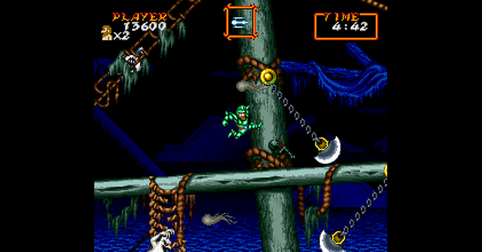 Ghouls &#039;N Ghosts