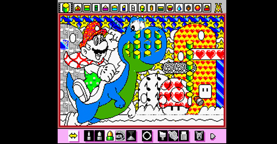 Mario Paint