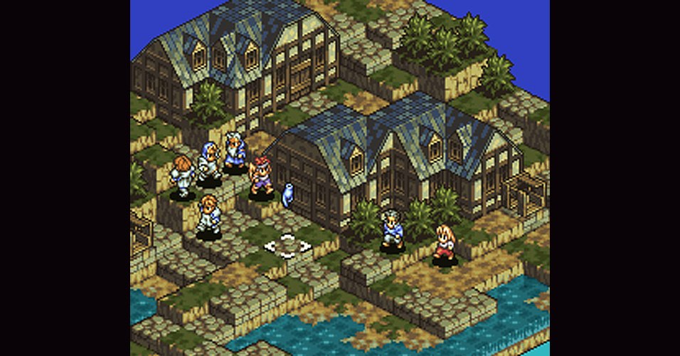 Tactics Ogre