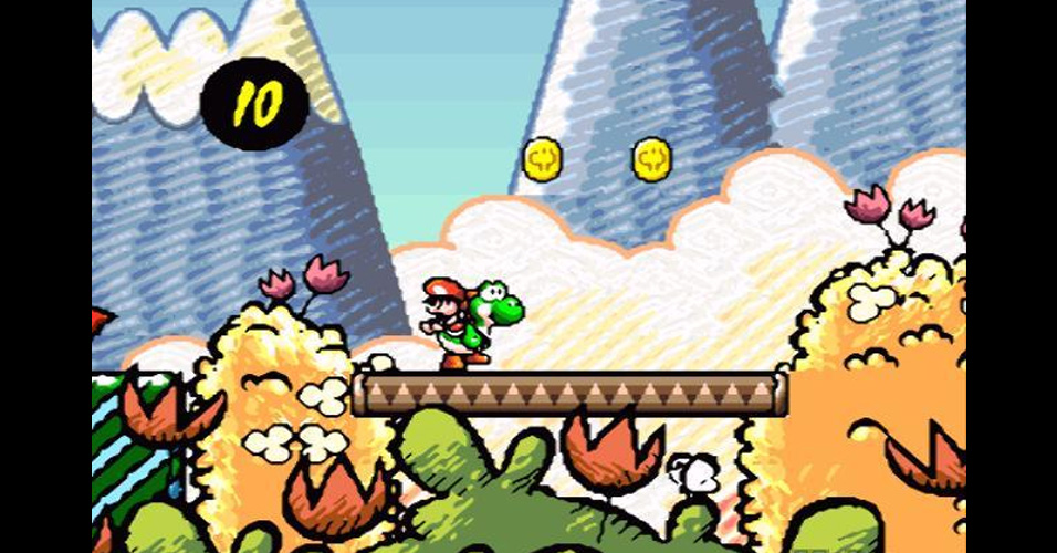 Mario World 2