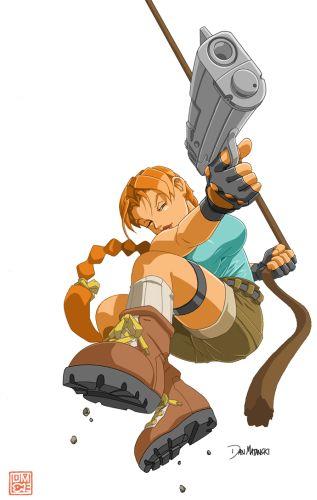 Lara Croft by Mystic Oracle | Lara croft, Tomb raider lara