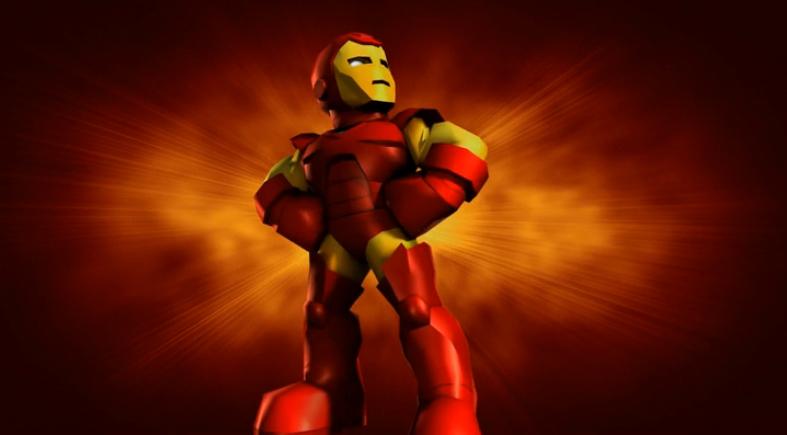 Marvel Super Hero Squad The Infinity Gauntlet 2 Nintendo 3ds