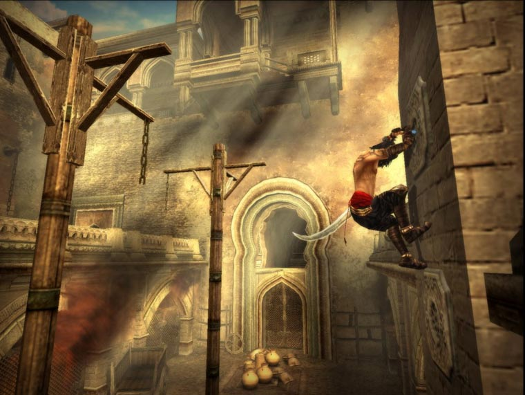 game cube prince of persia: