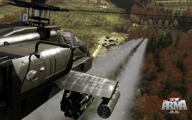 Так же данное обновление содержит в себе следующие патч ArmA 2 - 1.08 Briti