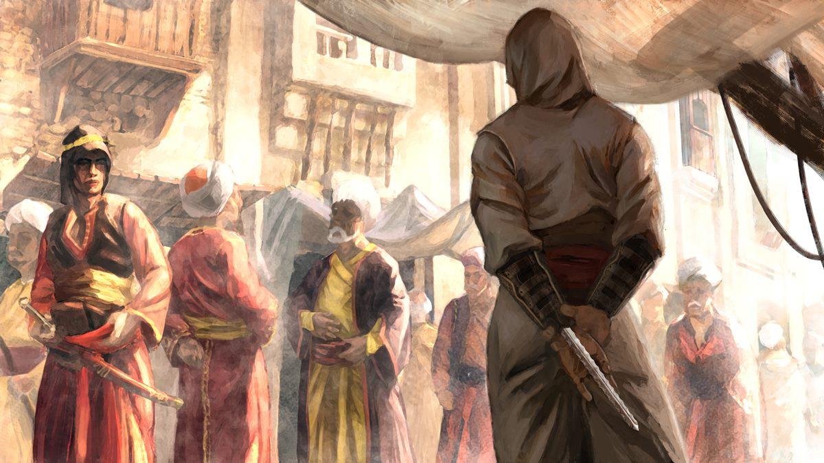 Imagenes de Assassins Creed [HD] - Imágenes - Taringa!