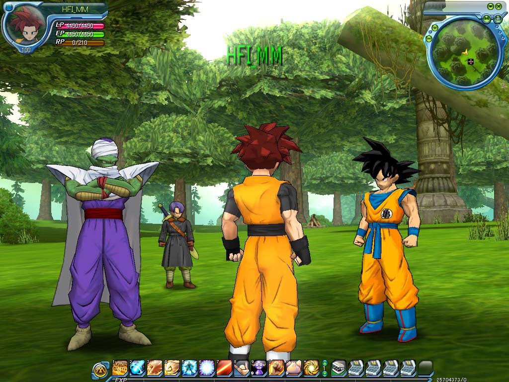 Animeplus dragon ball rpg online for 3d drawing online no download