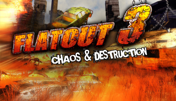 Скачать Flatout 3 Chaos & Destruction (2011/RUS/REPACK) бесплатно.