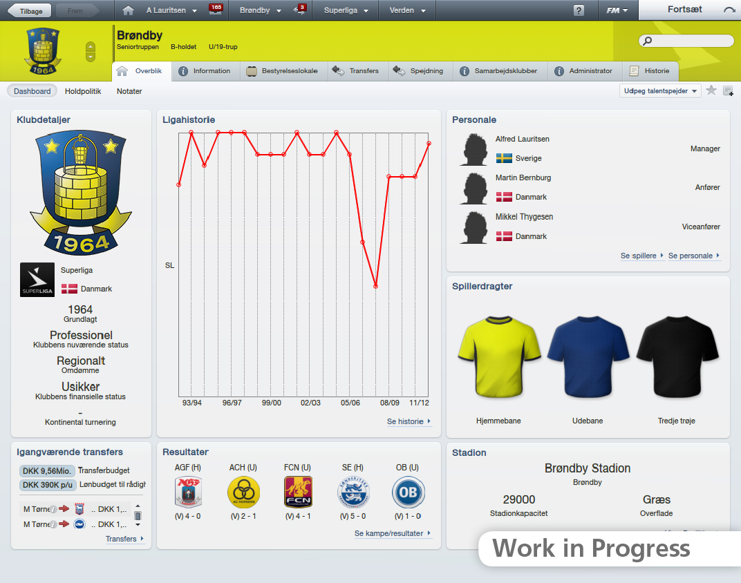 football manager 2012 update