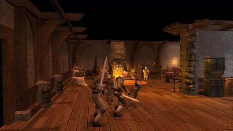 Используйте следующие ссылки для вставки скриншота Neverwinter Nights 2 на