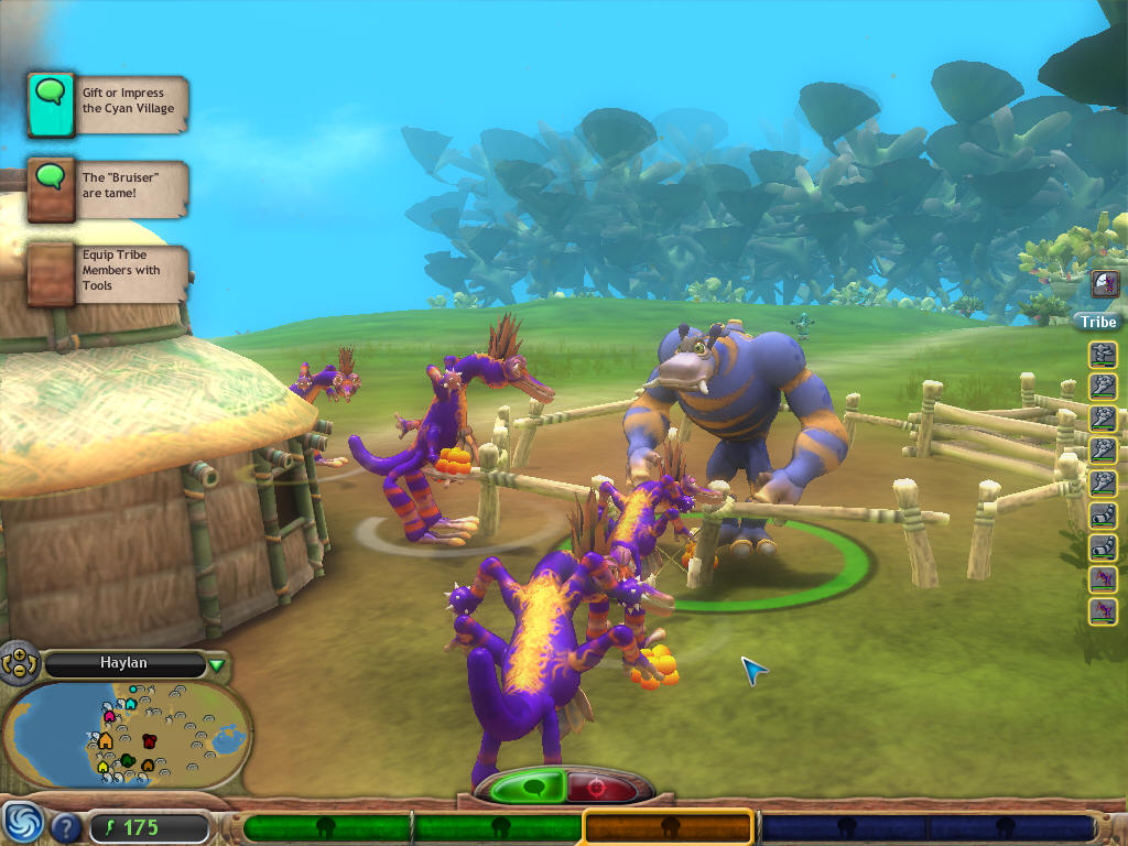 Скачать бесплатно игру Spore / Споре.