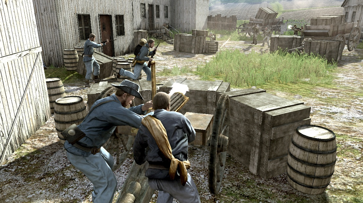 Civil War Secret Missions (PC) 2008