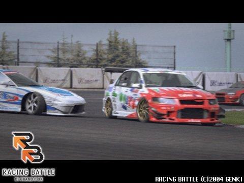 Racing Battle