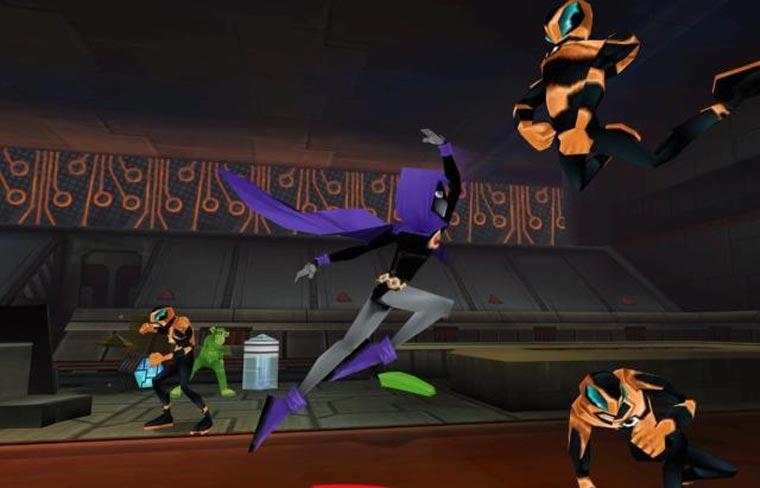 Teen Titans Playstation 68