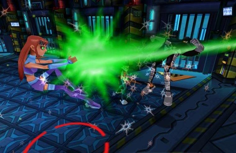 Amazoncom: Teen Titans - PlayStation 2: Artist Not