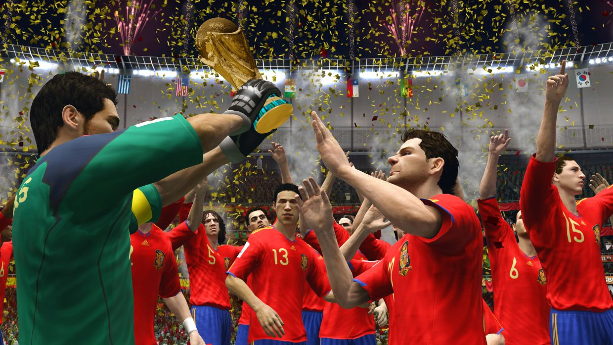 EA SPORTS FIFA World Cup South Africa Game
