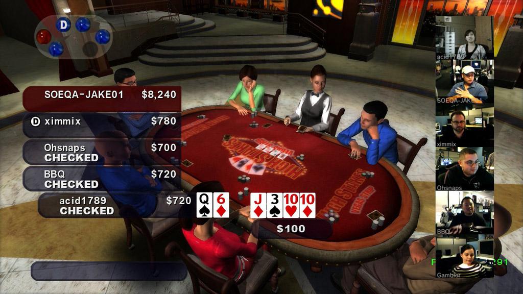 Poker online uol games