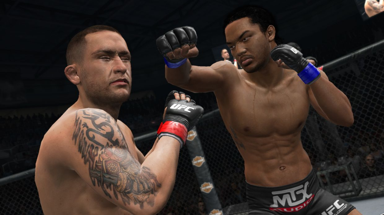 wwe: UFC 3 (xbox360,playstation 3) Ufc Undisputed 3 Ps3 Download