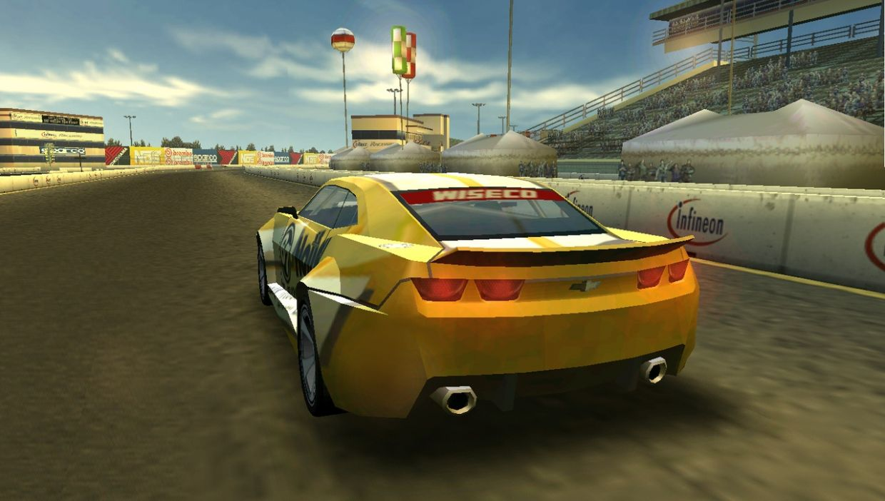 Tom Car Racing Games
