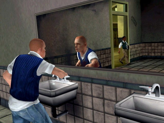 Screens Zimmer 5 angezeig: bully scholarship edition wii