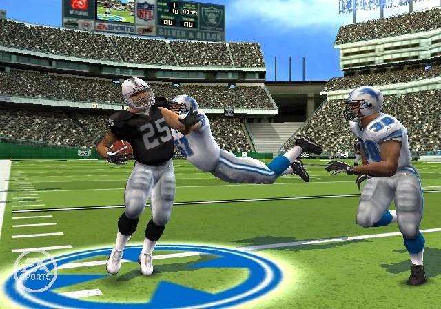 Madden NFL 09 All-Play. Screenshots.