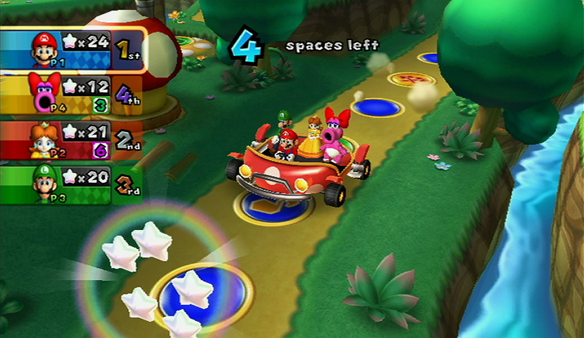 Screens Zimmer 5 angezeig: mario party 5 iso