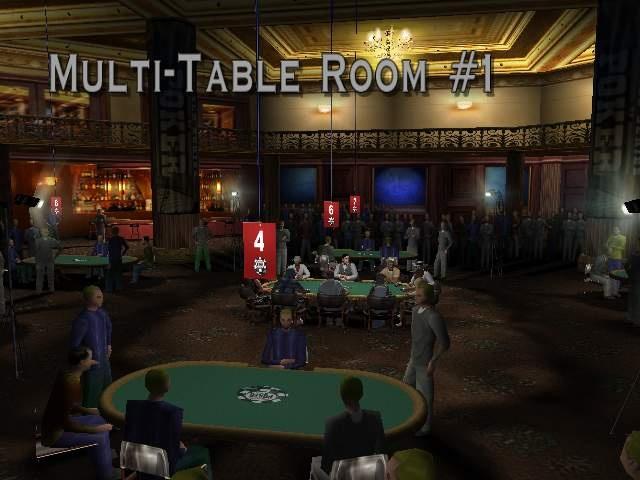 Poker wii