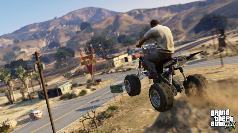 Grand Theft Auto 5 Grandtheftautov165