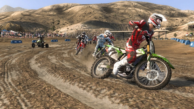 MX vs. ATV Reflex (PC) 2010