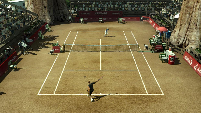 Smash Court Tennis 3