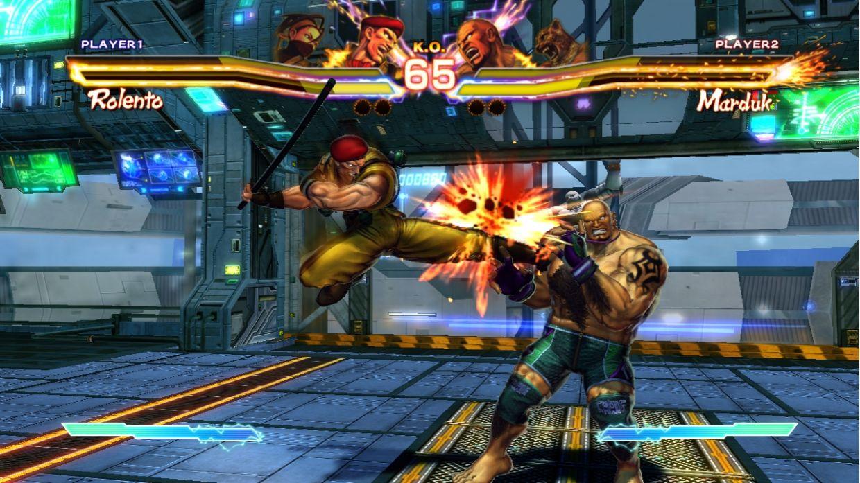 Screens Zimmer 3 angezeig: street fighter x tekken skidrow