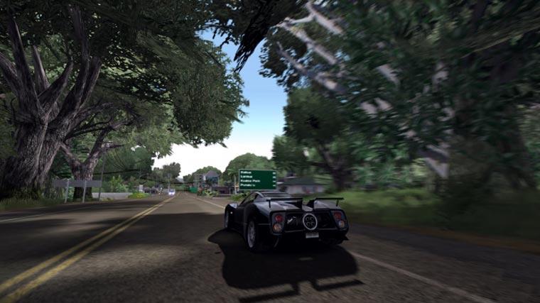 Test Drive Unlimited Screenshot.