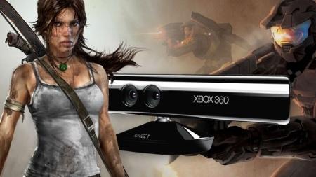 """""""Tomb Raider"""", Kinect e novos """"Halo"""" foram algumas das novidades da Microsoft"""