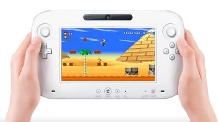 Wii U não rodará DVD e Blu-ray  Wii-u-e-controle-1307477739418_450x253