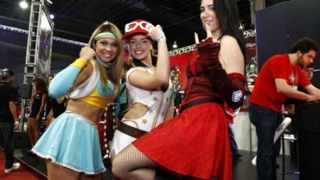Em 2012, o Brasil Game Show acontecerá pela primeira vez em São Paulo